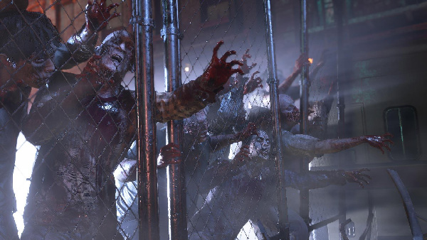 Resident Evil 3 Remake zombies gameplay image
