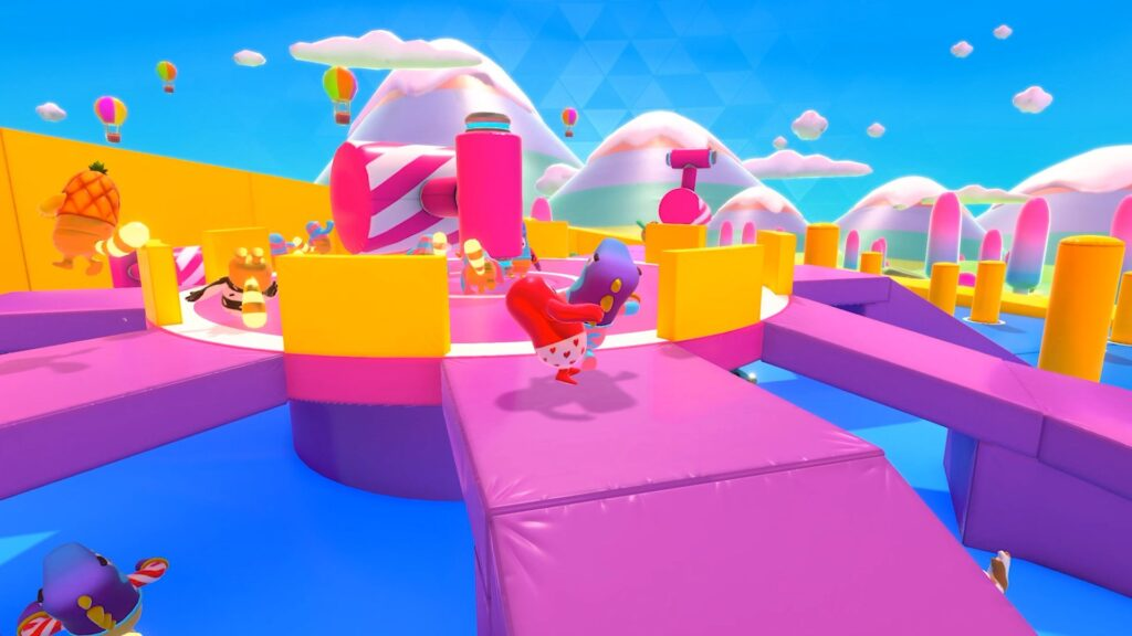 Fall Guys: Ultimate Knockout in-game screenshot