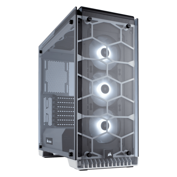 Corsair Crystal 570X White