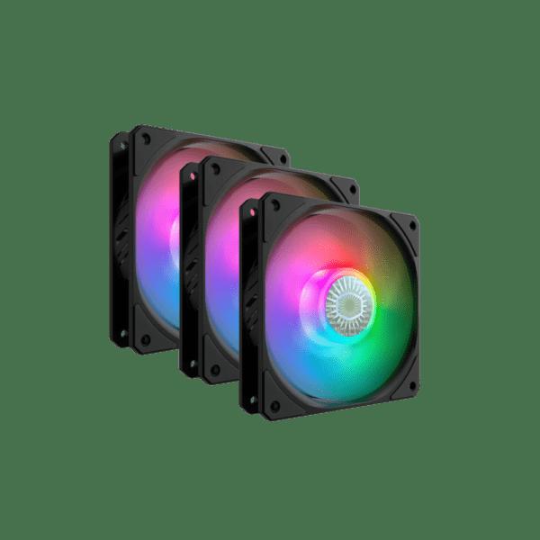 Coolermaster case fans