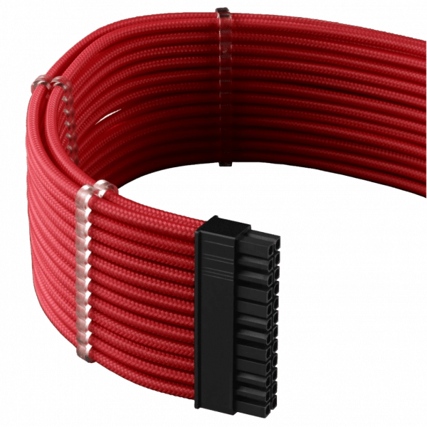 Pro Cable Sleeves Red