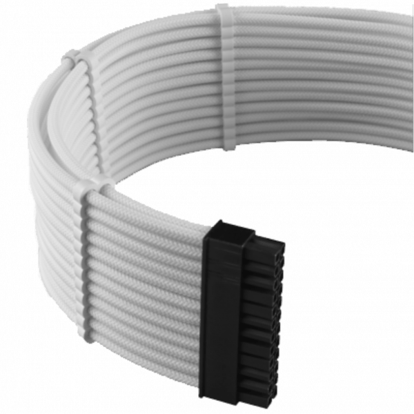Pro Cable Sleeves White
