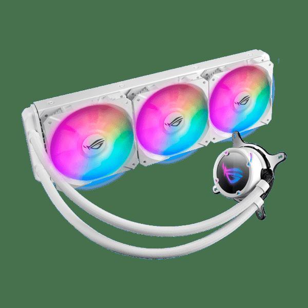 ASUS ROG STRIX LC 360 RGB white