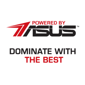 Powered by ASUS products