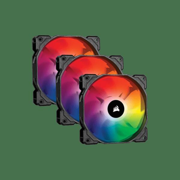 Corsair iCUE SP120 RGB PRO Triple Pack