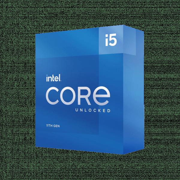 Intel I5 11600K