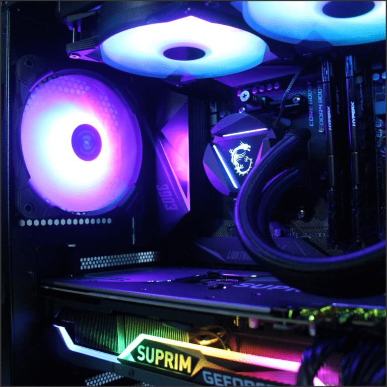 Evolve Gaming SUPRIM X