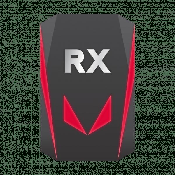 AMD RX Logo