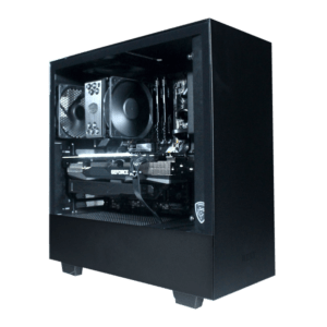 Evolve Gaming NZXT game PC