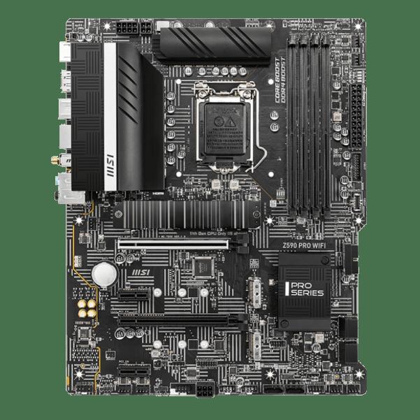 MSI Z590-A PRO Wifi