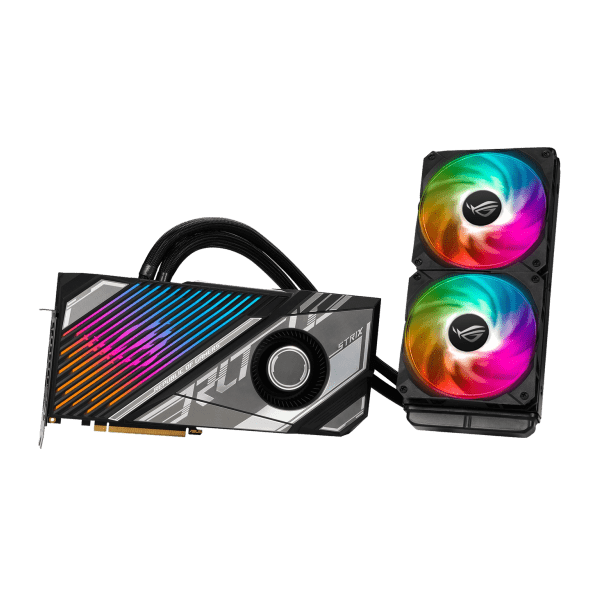ASUS ROG Strix LC GeForce RTX 3080 Ti Afbeelding van een nieuw product