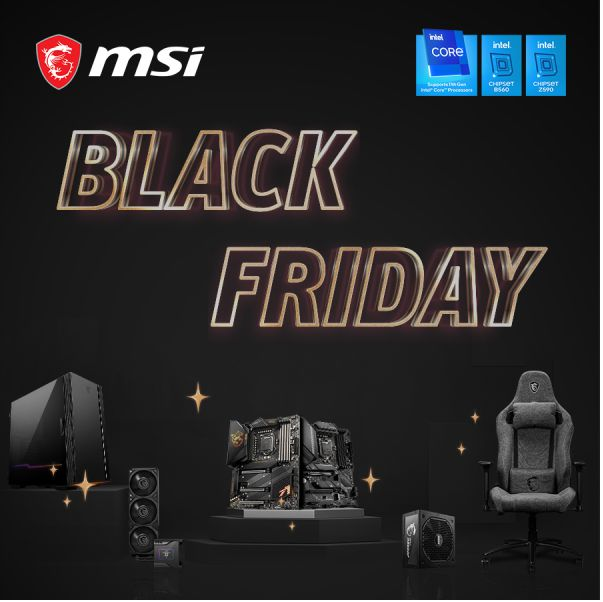 Black Friday shop categorie