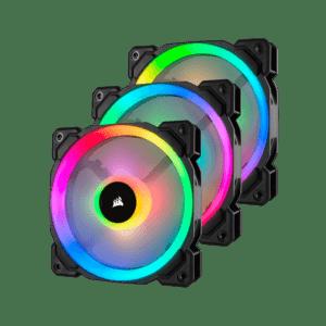Corsair LL120 RGB LED (3-pack)