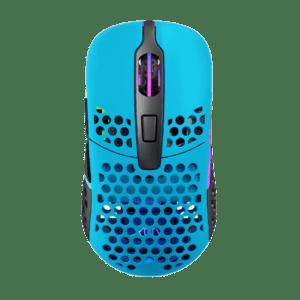 Xtrfy M42 RGB Gaming Muis Blauw