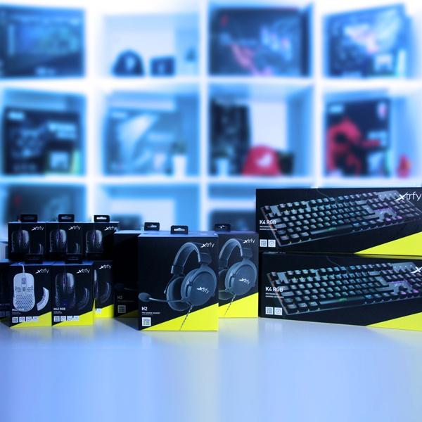 Xtrfy esports gaming accessoires